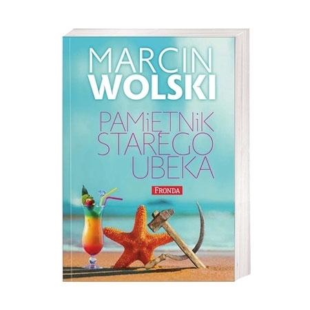 Pamiętnik starego ubeka - Marci Wolski : Książka