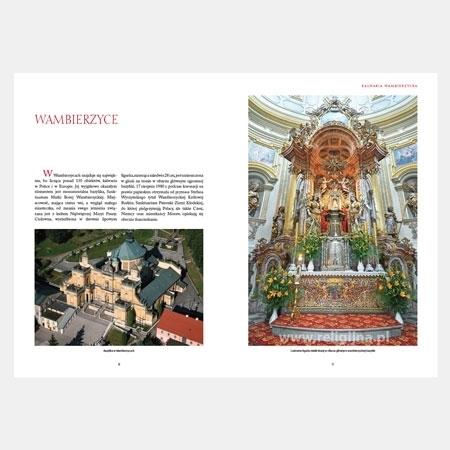 Polskie kalwarie. Album - Wambierzyce