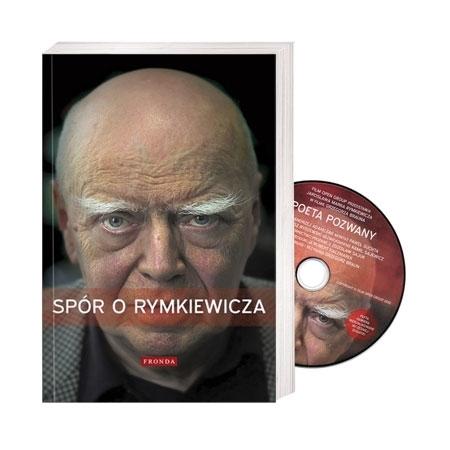 Spór o Rymkiewicza - Tomasz Rowiński (red.) : Książka