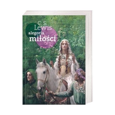 Alegoria miłości - C. S. Lewis : Książka