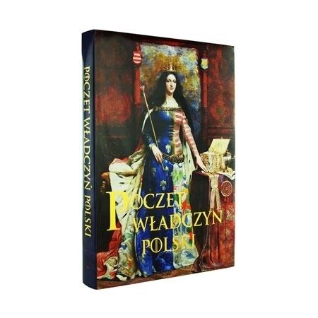 Poczet władczyń Polski : Książka