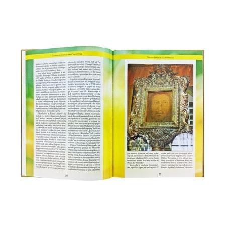 Cudowne wizerunki Chrystusa - Volto Santo z Manoppello
