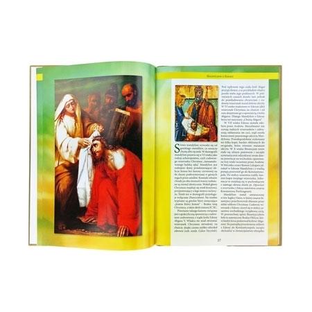 Cudowne wizerunki Chrystusa - Mandylion z Edessy