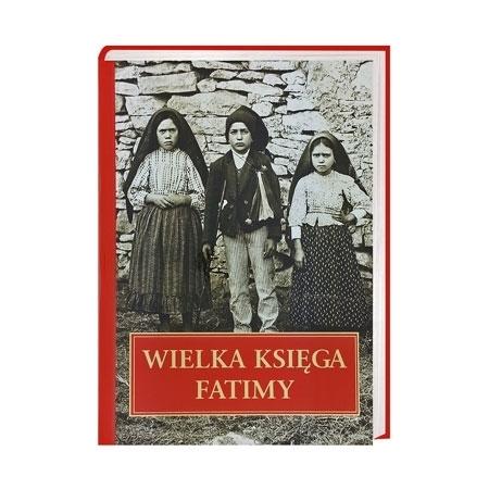 Wielka księga Fatimy - Beata Legutko : Książka