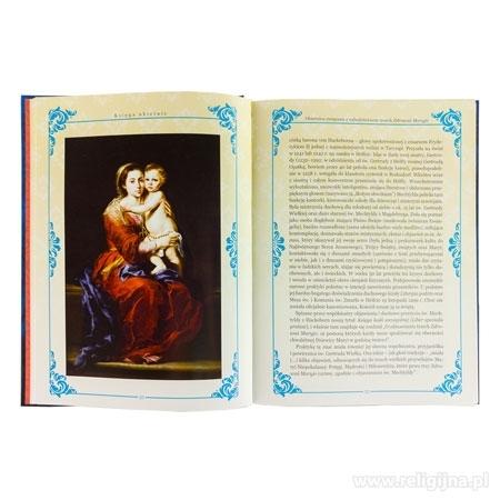 Księga obietnic - Obietnica związana z nabożeństwem trzech Zrowaś Maryja