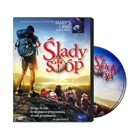 Ślady stóp. Film DVD