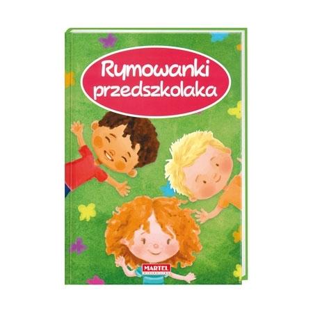 Rymowanki przedszkolaka - Jan Krzysztof Siejnicki : Książka