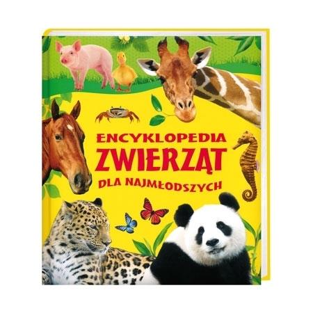 Encyklopedia zwierząt dla najmłodszych - J. A. Aleksiejewa, J. A. Guriczewa : Książka