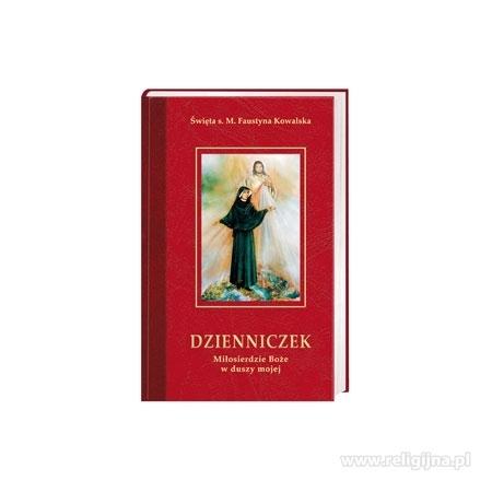 Dzienniczek. Miłosierdzie Boże w duszy mojej - Św. Faustyna - wydanie kieszonkowe w oprawie twardej