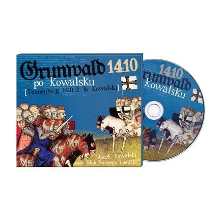 Grunwald 1410 po Kowalsku - Jacek Kowalski i Klub Świętego Ludwika : Płyta CD