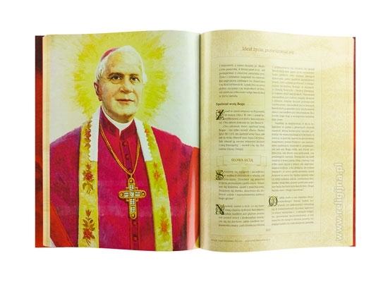 Wielka księga polskich świętych. Album