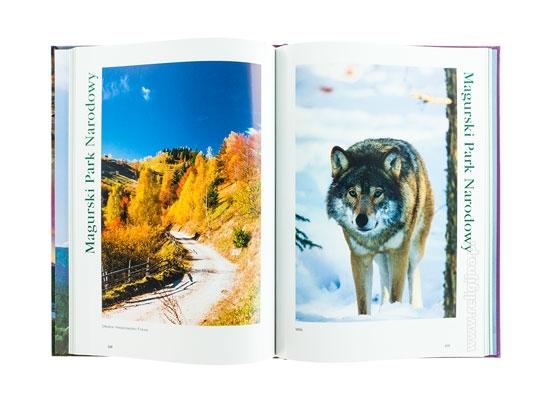 Parki narodowe Polski : Album