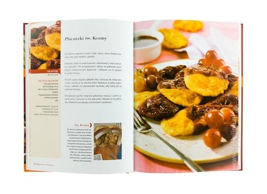 Kuchnia świętych i papieży. Encyklopedia zdrowego żywienia
