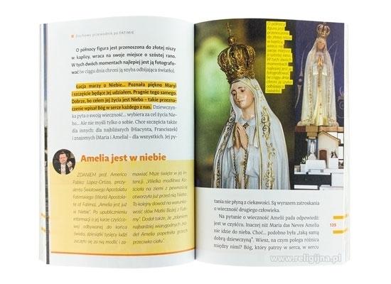 Duchowy przewodnik po Fatimie. 250 zdjęć, mapki i plany. Sanktuarium i okolice - Wincenty Łaszewski
