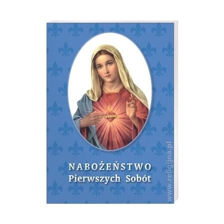 Nabożeństwo Pierwszych Sobót - Modlitewnik