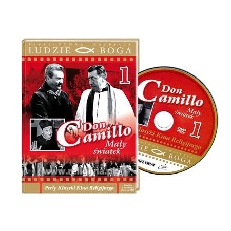 Don Camillo 1. Mały światek. Film DVD