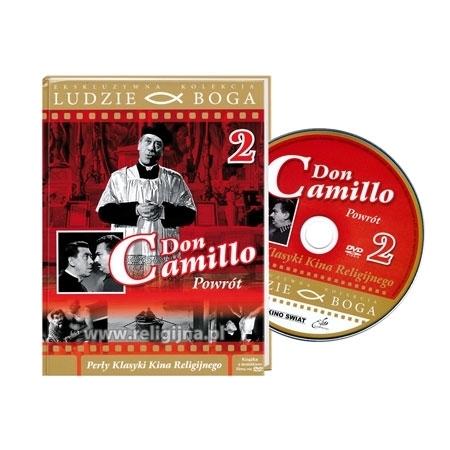 Don Camillo 2. Powrót. Film DVD