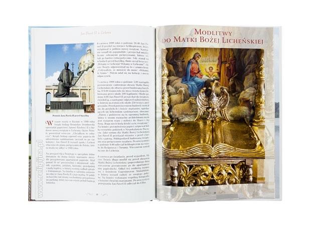 Sanktuarium Matki Bożej Bolesnej w Licheniu Starym - modlitwy do Matki Bożej Licheńskiej