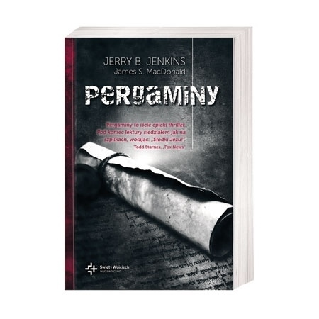 Pergaminy - Jerry B. Jenkins, James S. MacDonald