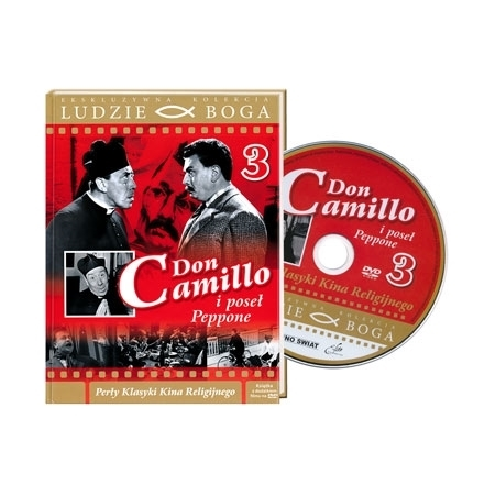Don Camillo 3. I poseł Peppone. Film DVD