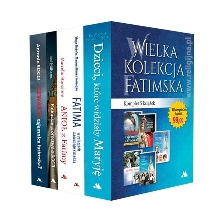 Wielka kolekcja fatimska : Pakiet książek