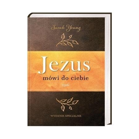 Jezus mówi do Ciebie. Wydanie specjalne - Sarah Young : Książka