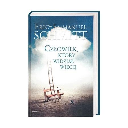 Człowiek, który widział więcej - Eric- Emmanuel Schmitt : Książka