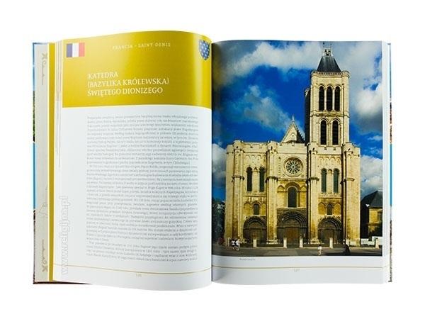 Katedra Świętego Dionizego - Katedry Europy. Najpiękniejsze obiekty sakralne starego kontynentu : Album