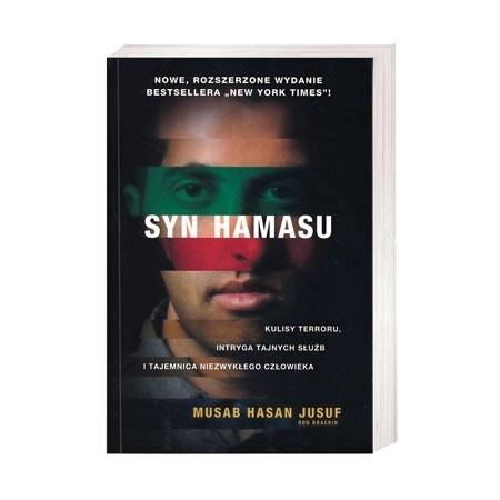 Syn Hamasu. Kulisty terroru, intryga tajnych służb i tajemnica niezwykłego człowieka