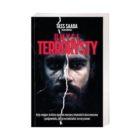 Umysł terrorysty - Tass Saada : Książka