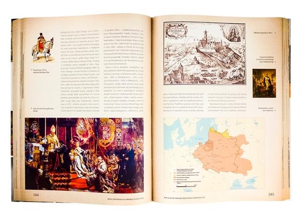 Encyklopedia. Historia Polski. Najważniejsze wydarzenia na przestrzeni wieków