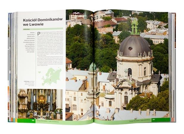 Księga cudów Europy. Ponad 200 wspaniałych miejsc : Album