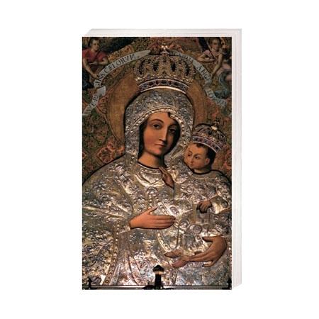 Matka Boża Gietrzwałdzka - Obrazek kolędowy - OB47