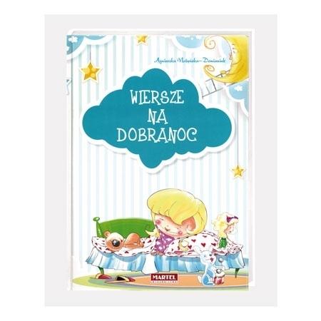 Wiersze na dobranoc - Agnieszka Nożyńska-Demianiuk : Książka dla dzieci