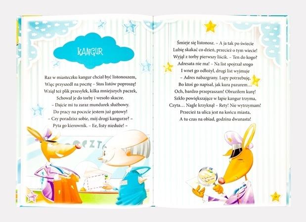 Wiersze na dobranoc - Agnieszka Nożyńska-Demianiuk - zawartość
