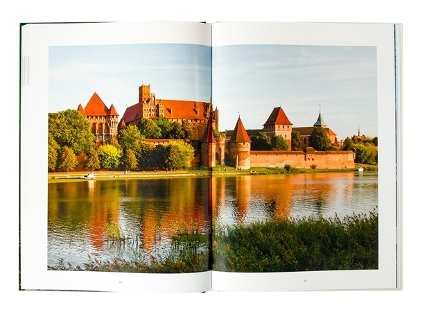 Polska. Skarby UNESCO - Malbork - zamek krzyżacki