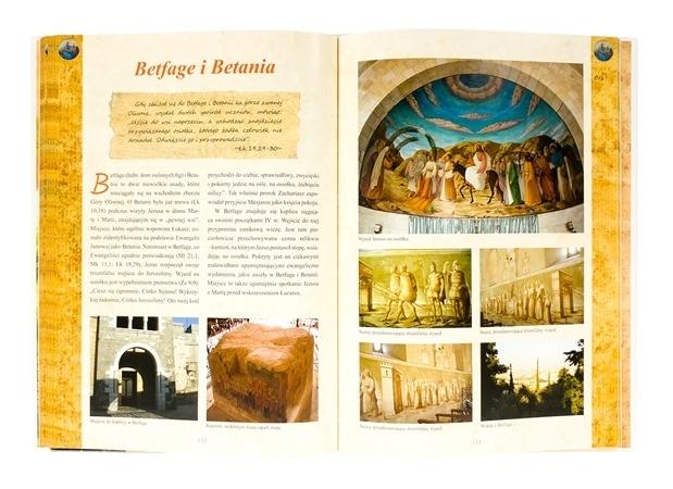 Ziemia Święta z Ewangelią świętego Łukasza - Betfage i Betania