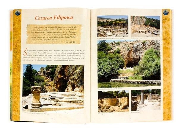 Ziemia Święta z Ewangelią świętego Łukasza - Cezarea Filipowa