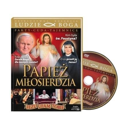 Papież miłosierdzia. Film DVD