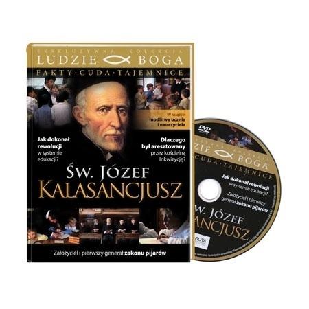 Św. Józef Kalasancjusz. Film DVD