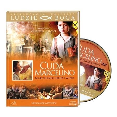 Cuda Marcelino. Film DVD