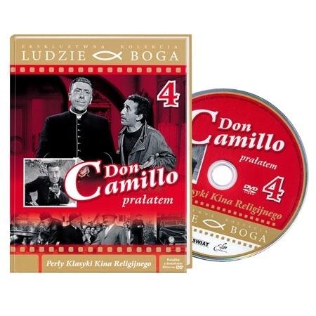 Don Camillo 4. Don Camillo Prałatem. Film DVD