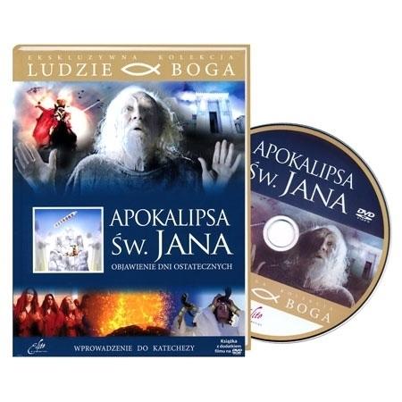 Apokalipsa św. Jana. Objawienie dni ostatecznych. Film DVD