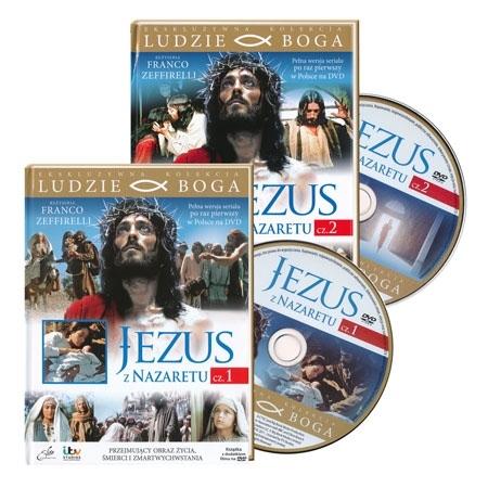 Jezus z Nazaretu - Franco Zeffirelli : Film DVD