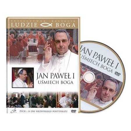 Jan Paweł I - Uśmiech Boga. Film DVD