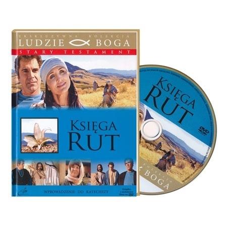 Księga Rut. Książka z filmem DVD : Multimedia
