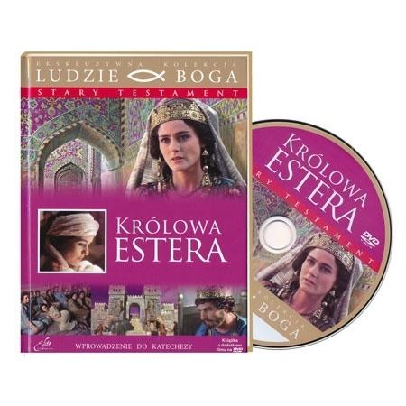 Królowa Estera. Książka z filmem DVD : Multimedia