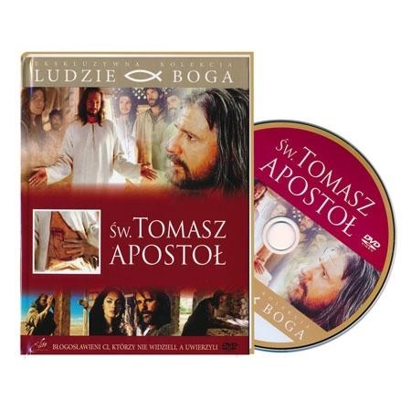 Święty Tomasz Apostoł. Książka z filmem DVD