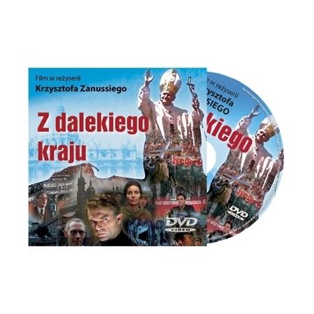 Papież z dalekiego kraju. Film DVD - Reż. Krzysztof Zanussi : Film