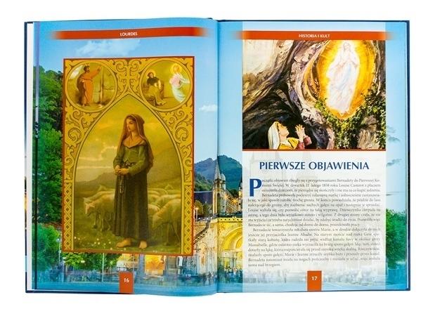 Pierwsze objawienia - Lourdes. Historia i kult. 160 rocznica objawień